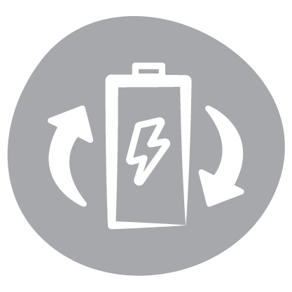 Replaceable Batteries